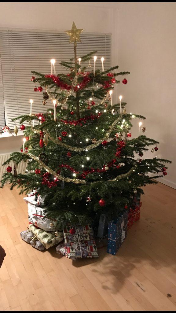juletræ tradition